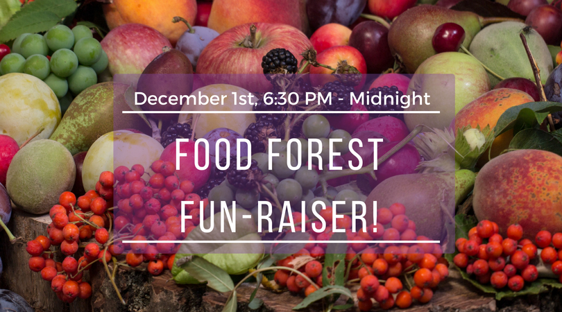 food forest FUN-Raiser