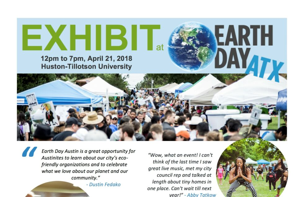 Brochure 2018 - Earth Day Austin