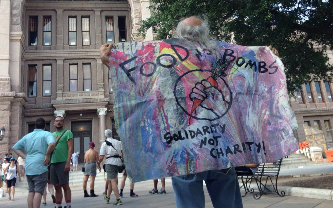 Food Not Bombs General Meeting (anyone's invited!)
